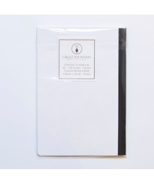 Great Fountain Tomoe River Paper Notes